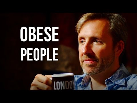 OBESE PEOPLE & SUSTAINABILITY - Dave Asprey