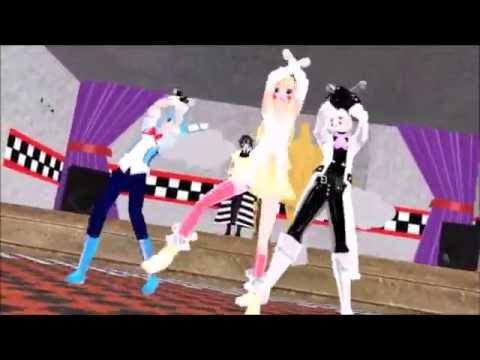 Fnaf Karaoke [Toys Chica Bonnie and Mangle] Echo