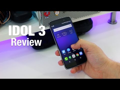 Best budget phone of 2015? - Alcatel OneTouch IDOL 3 review