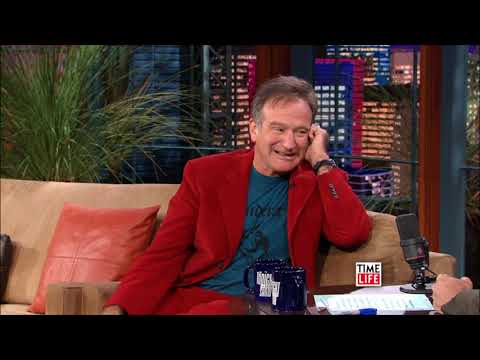 Robin Williams: Comic Genius Full Show