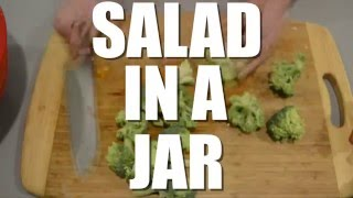 How to Eat Right: Salad in a Jar