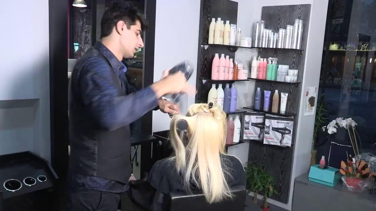 Brazilian Blowout Express 24 Hour I Keratin Treatment Review Youtube