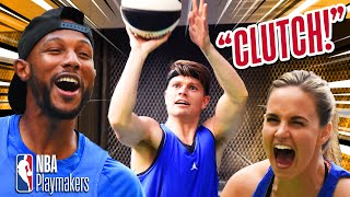 You'll Never Guess Who Wins! 3-PT Contest W/ Austin Mills, Josh Horton & More