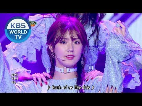 (G)I-DLE ((여자) 아이들) - LATATA [Music Bank / 2018.06.08]
