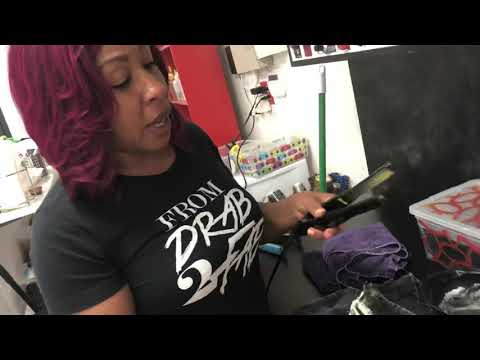 How to Clean Hot tools/ flat irons