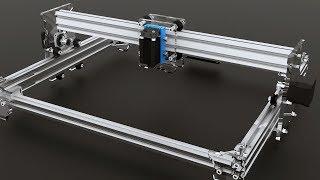 Лазерный станок EleksLaser-A3 Pro