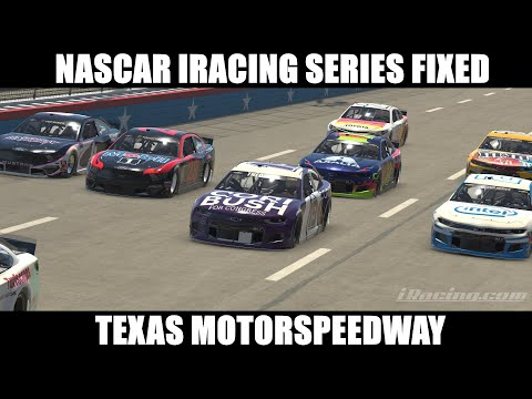 Wild One At Texas - NASCAR IRacing Series Fixed