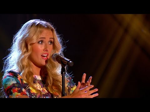Annelies Kruidenier performs 'Chandelier' - The Voice UK 2015: Blind Auditions 7 - BBC One