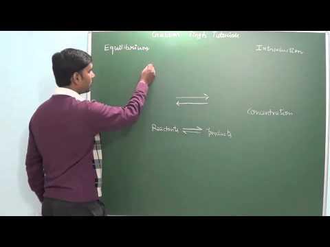 3.1 Equilibrium Introduction