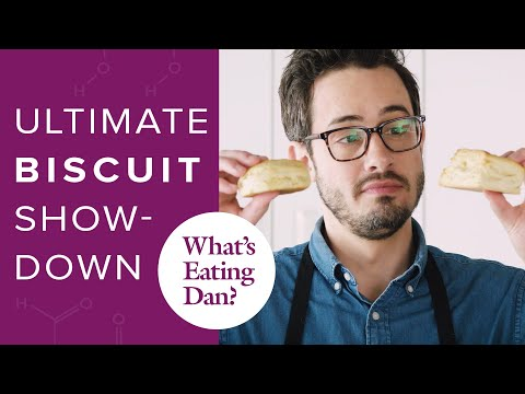 Biscuits: The Important Difference Between Flaky and Fluffy | What's Eating Dan?