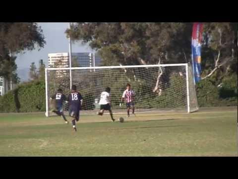 2012 CSL Premier League Soccer  MVSC Titans vs Chivas Jr USA
