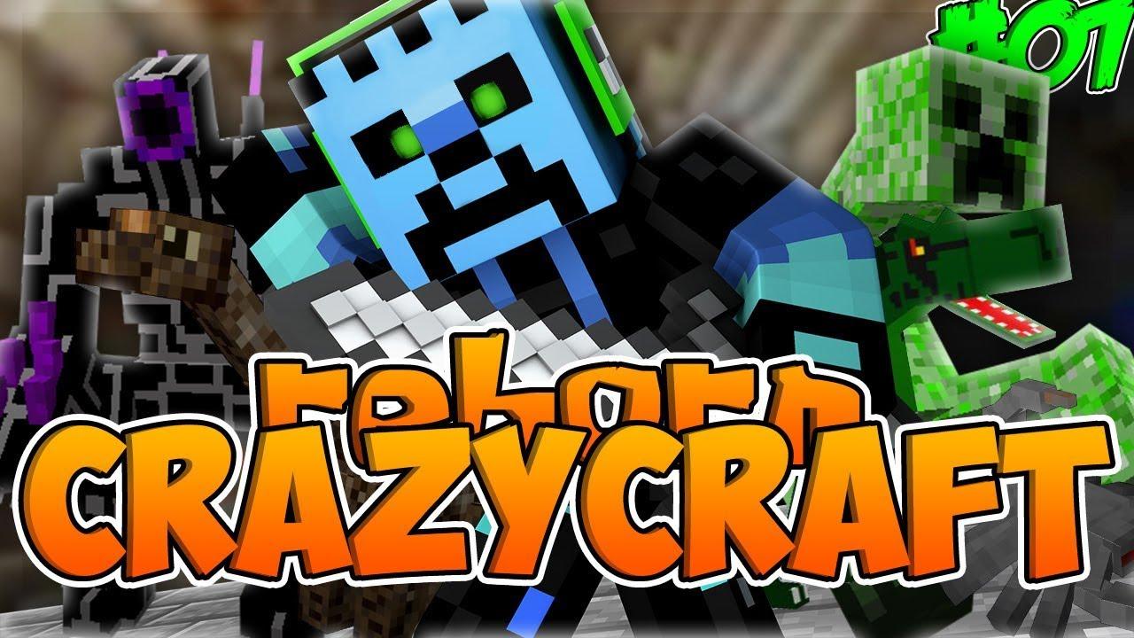 La mia nuova casa crazy craft reborn 7 youtube for La mia nuova casa