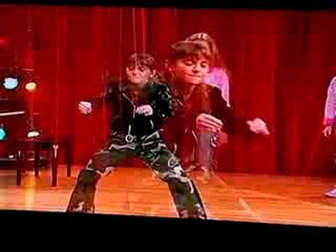 Alyson Stoner danceoff