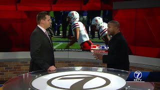 Thor Tripp and Damon Benning review the Huskers defense against Nor...