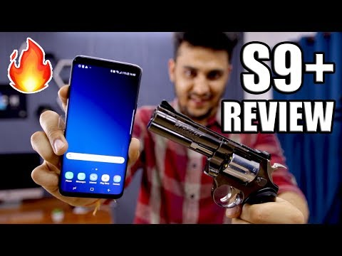 Samsung Galaxy S9+ Review in Hindi - SACHAI KYA HAI?