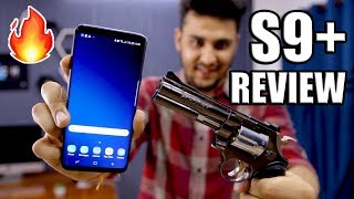 Samsung Galaxy S9+ Full Review in Hindi