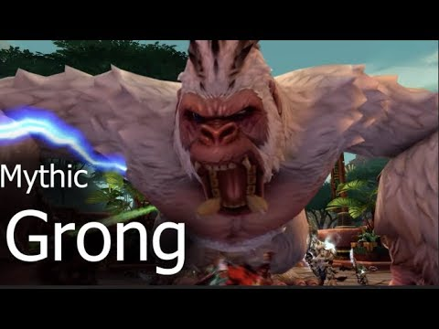 Mythic Grong Balance Druid Guide