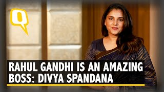 'Truth Is Boring, Our Duty to Make It Consumable': Divya Spandana