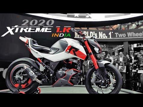 2020 HERO Xtreme 1.R   New Generation Of Xtreme 200   Hero Xtreme 1 R    #rider_VEER_JI