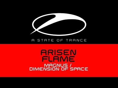Arisen Flame - Dimension Of Space (Original Mix)
