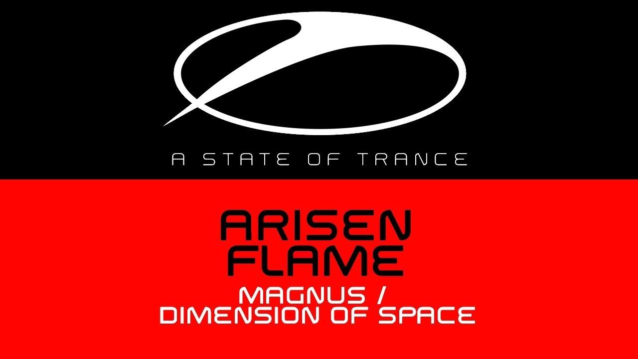 Arisen Flame - Dimension Of Space (Original Mix)