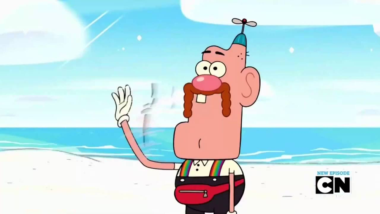 """Uncle Grandpa - """"Good morning."""" Compilation - YouTube"""