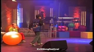 Kinderen voor Kinderen Songfestival 2003 - Mama is morgen van mij