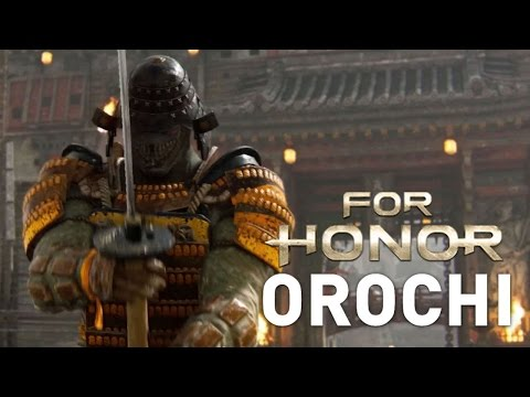 Prestige 3 Orochi 108 Max Gear Score Gameplay/Learning Someone New?! - FOR HONOR LIVE STREAM
