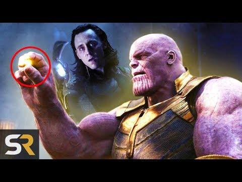 Here's How Thanos Originally Got The Mind Stone For Loki