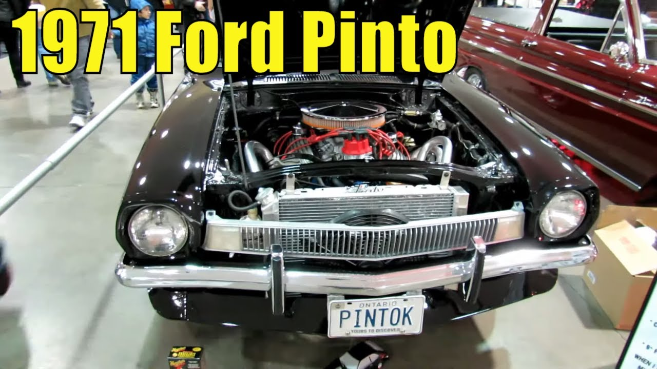 Used Ford Pinto for Sale