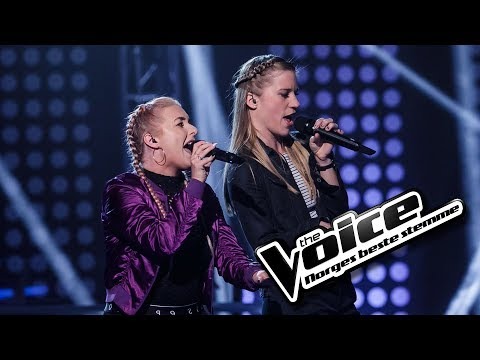 Nora Grefstad vs. Mirjam Johanne Omdal - 5 fine frøkner | The Voice Norge 2017 | Duell