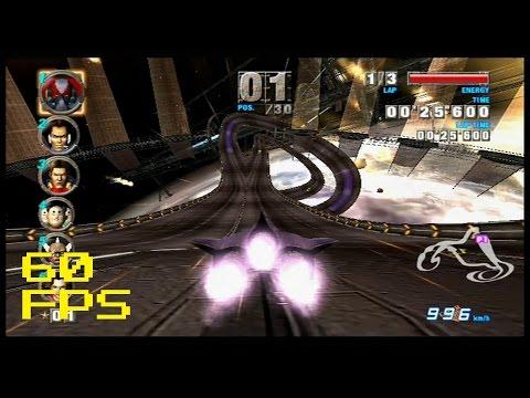(60 FPS) AX Cup - Master Class - F-Zero GX