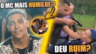 MC Rick posta foto com R3V0LVER NA CABEÇA e MC Poze mostra sua Humildade !