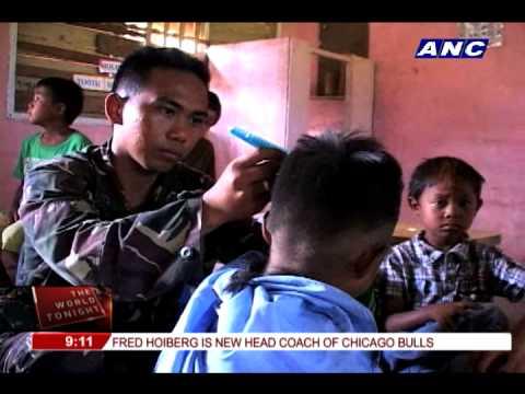 Lanao del Sur Milf Berichterstattung