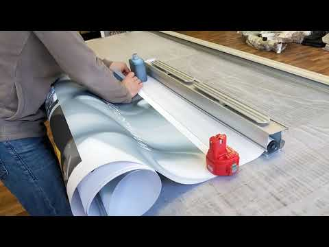 ВВК Работа, конструкция ролл ап, как починить ролл ап, как завести пружину в конструкции ролл ап