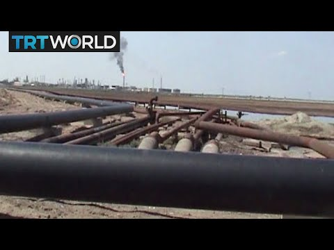 Money Talks: Oil prices increase after Iraq army  enters Kirkuk