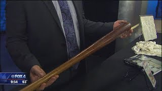 Babe Ruth's bat highlights upcoming auction