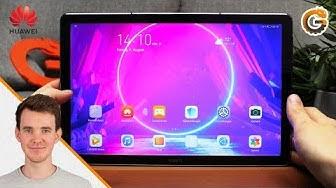 Huawei MediaPad M6: Lohnt sich das Upgrade vom M5? - Test