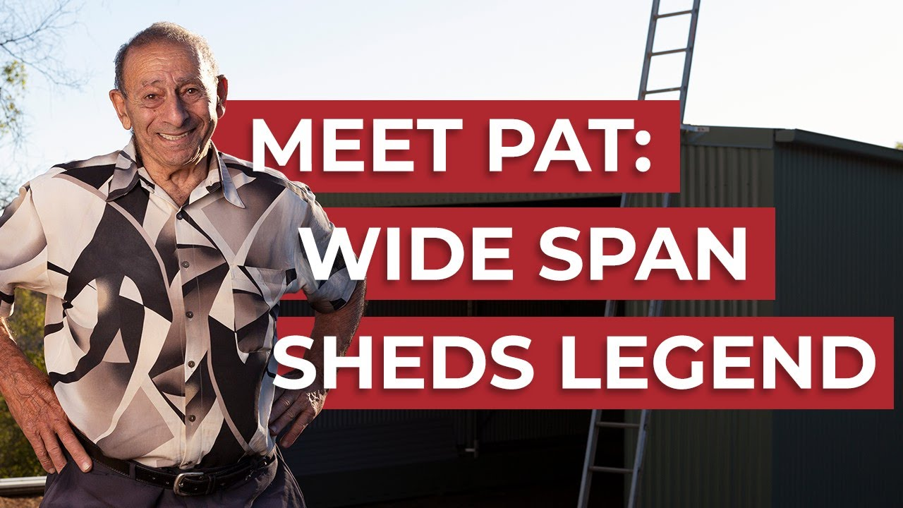 Wide Span Sheds - Australia's #1 Shed Specialist - Phone 7 Days