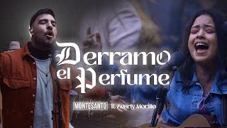 Derramo el Perfume - Montesanto ft Averly Morillo (Video Oficial)