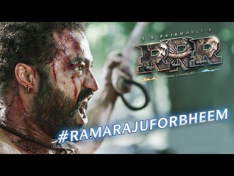 Ramaraju For Bheem - Bheem Intro - RRR (Tamil) | NTR, Ram Charan, Ajay Devgn, Alia | SS Rajamouli