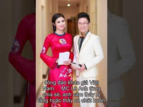 Tieu su MC Le Anh