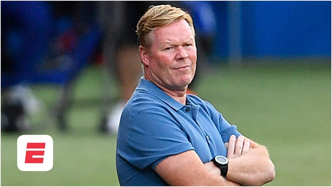 Barcelona transfer rumours 'like playing chess' | Transfer Talk | ESPN FC