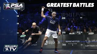 Squash: Mohamed ElShorbagy v Marwan ElShorbagy - Greatest Battles