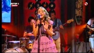 Vanessa Silva & David Antunes - És o meu final feliz  (Live)