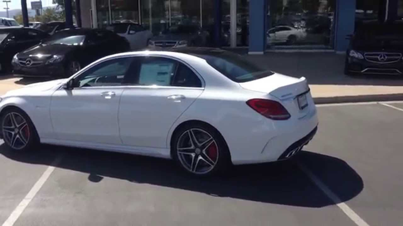 Mercedes benz 2016 amg c63 s sedan mercedes benz of lindon for Mercedes benz of lindon lindon ut