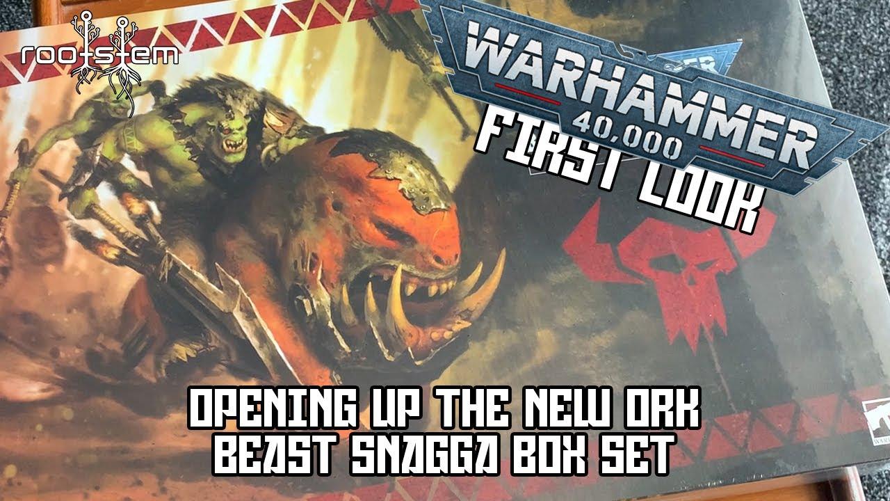 New Ork Beast Snagga Box Set