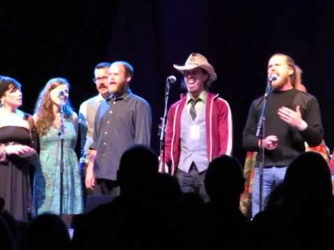 "Stan Roger's ""Northwest Passage"" - The Finale of the Mission Folk Music Festival, 2014"