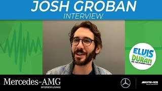 Josh Groban Is Afraid Of Singing Some Classic Songs | Elvis Duran Show