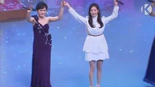 [KBSNEWS]180211 Seohyun - Samjiyon Orchestra Performance (2018 Pyeongchang Winter Olympic)